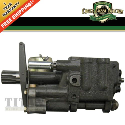519343m96 New Massey Ferguson Main Hydraulic Pump 135 150
