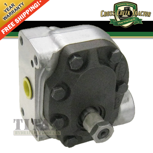 Details about 70932C91 NEW Hydraulic Pump for CASE-IH 786, 886, 1086, on