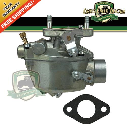 Carburetor For Tractor : N c marvel schebler new ford tractor carburetor for