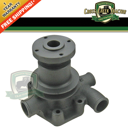 Ford 800 Tractor Water Pump : E b new ford tractor water pump dexta super