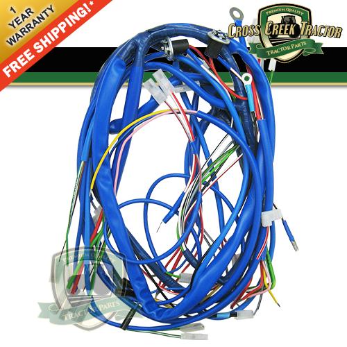 C9NN14A103B NEW Front Wiring Harness FORD 2600, 3600, 4600SU, 231, 335,  531, 445 | eBayeBay