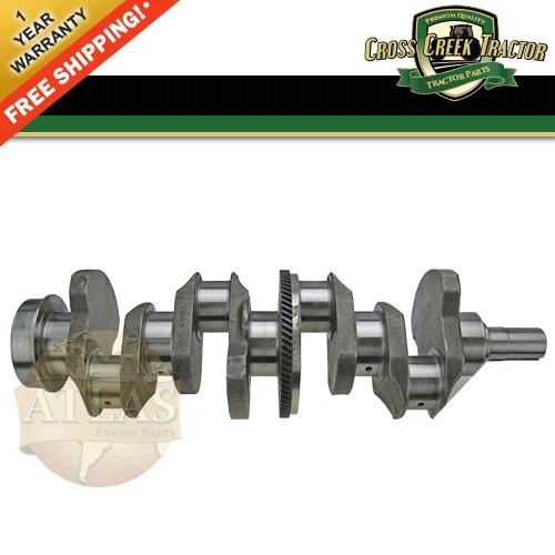 CRANKSHAFT36 NEW Crankshaft Ford 233-256 For 5000, 5100