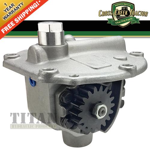 Ford 800 Tractor Hydraulic Pump : E nn bc ford tractor hydraulic pump