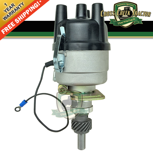 F0nn12100aa New Distributor For Ford 2000  3000  4000