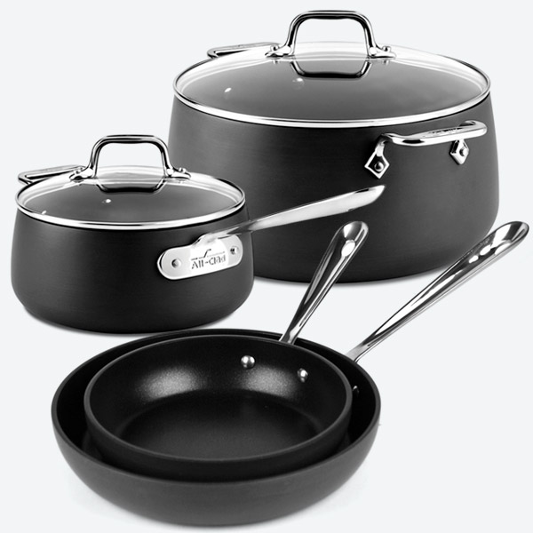 All-Clad HA1 Nonstick Cookware