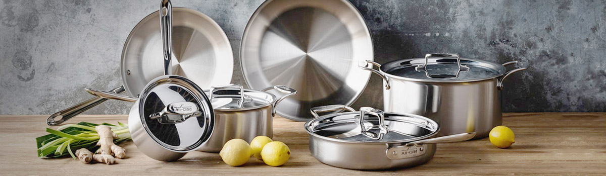 All-Clad Cookware, Made in USA