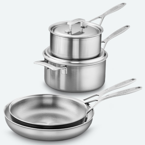 Demeyere Industry5 Stainless Cookware