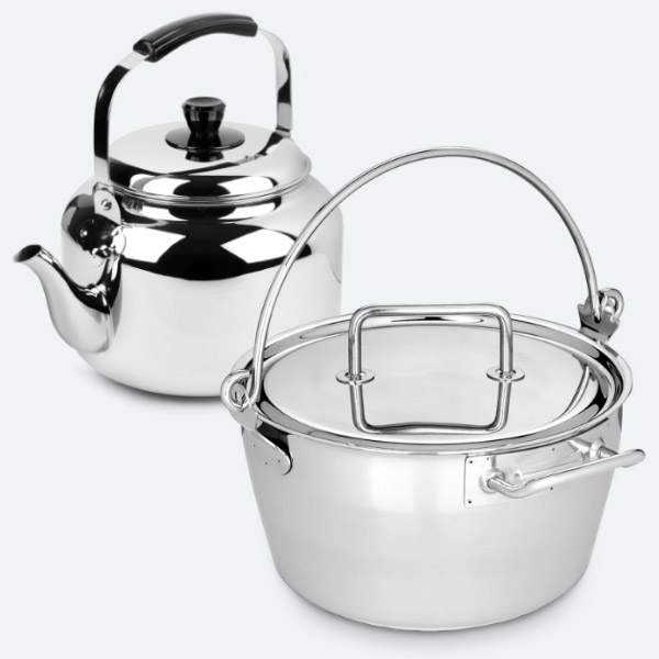 Demeyere Resto Stainless Cookware