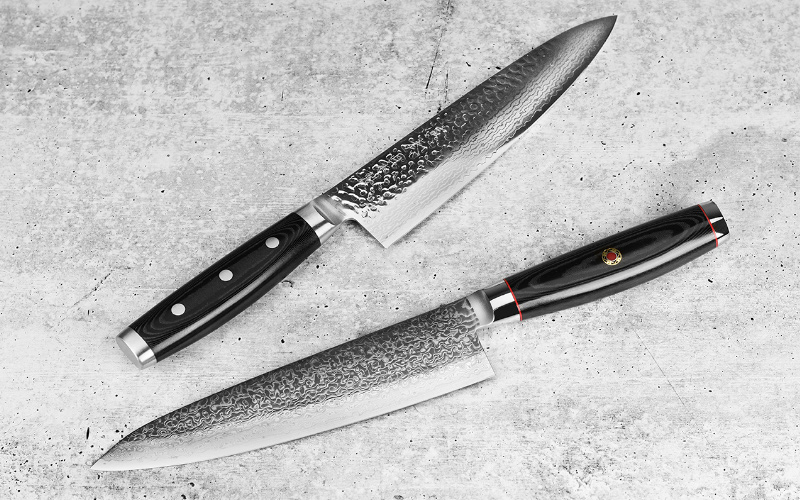 Enso HD Chef's Knife & Enso SG2 Chef's Knife