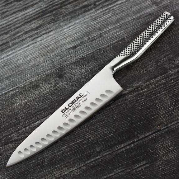 New Global Model X Chef's Knife