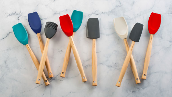 Le Creuset Spatulas and Accessories