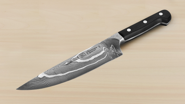 Zwilling J.A. Henckels Mungsten Damast Chef's Knife