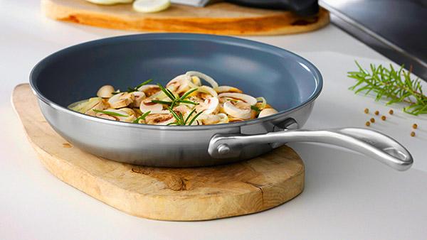 Zwilling J.A. Henckels Spirit Ceramic Nonstick Cookware