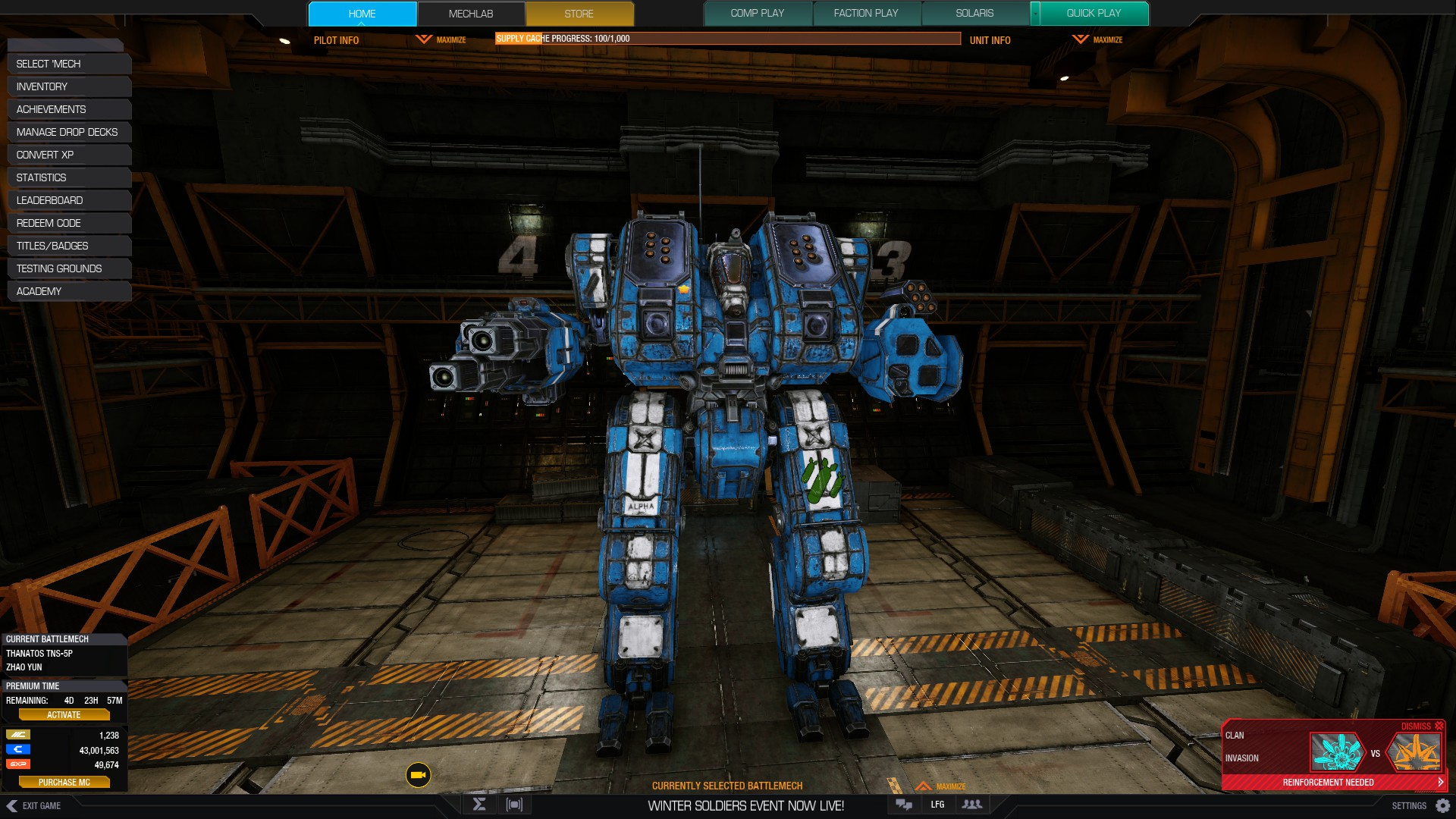 Mechwarrior Online Pc Forums Guilded