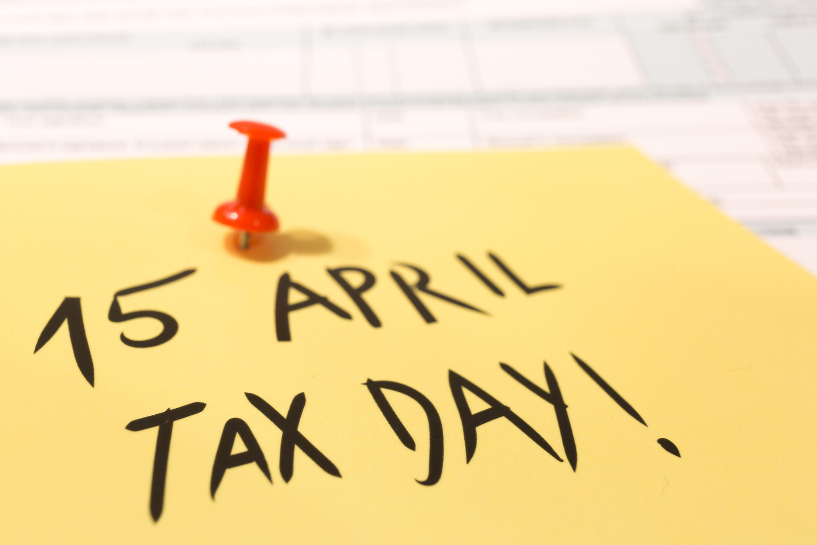 tax day 2019-tax extension
