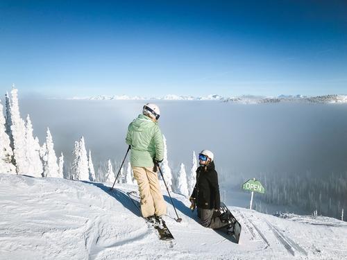 Montana-snow-skiing