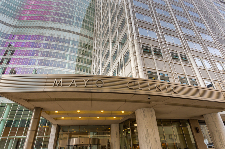 Mayo Clinic-Rochester-MN-2018-19 Best Hospitals