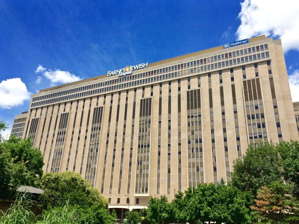 Barnes-Jewish Hospital-St Louis-Missouri