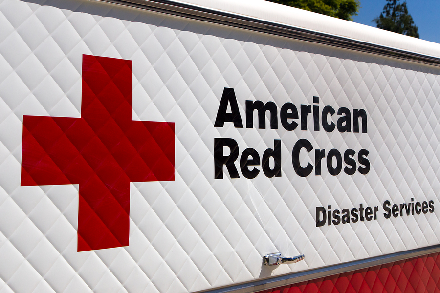 American Red Cross Van-Hurricane Florence Resources