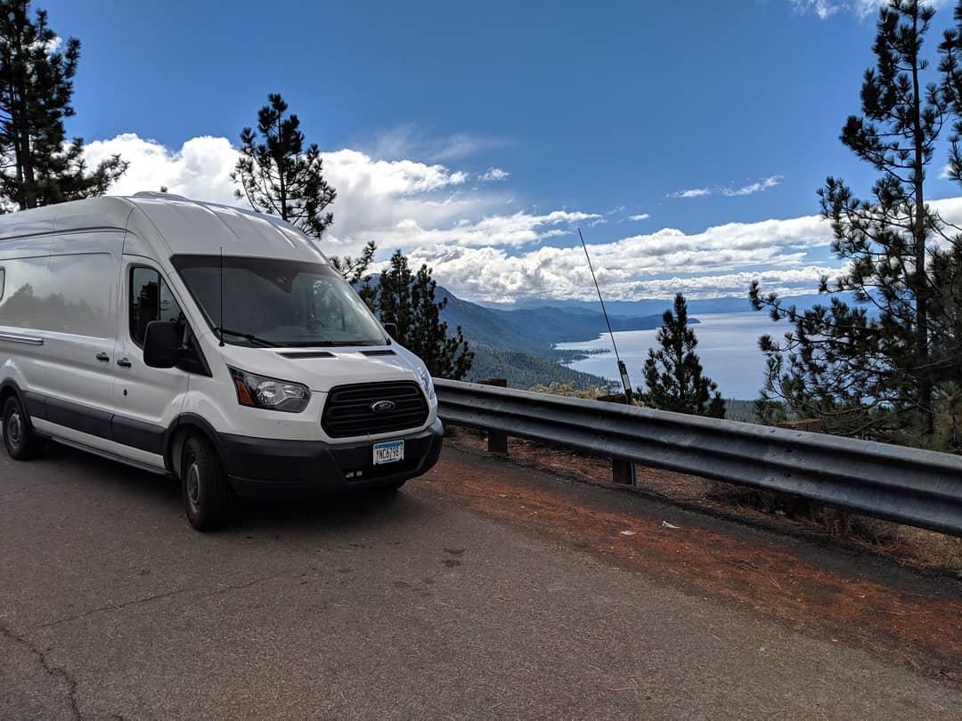 Tall Man, Tall Van: Nate Hemann Shares His Experience Travel