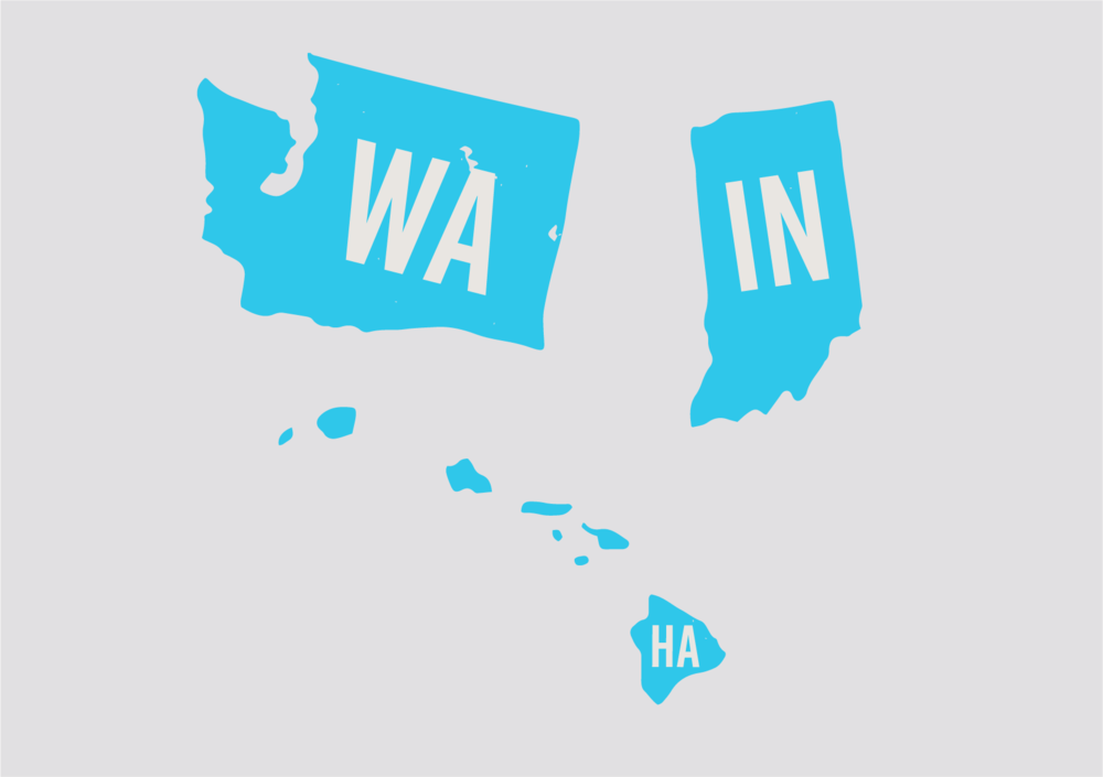 nursing compact license-2019-washington-hawaii-indiana