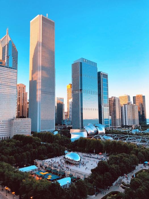 Millennium Park-Chicago-Illinois