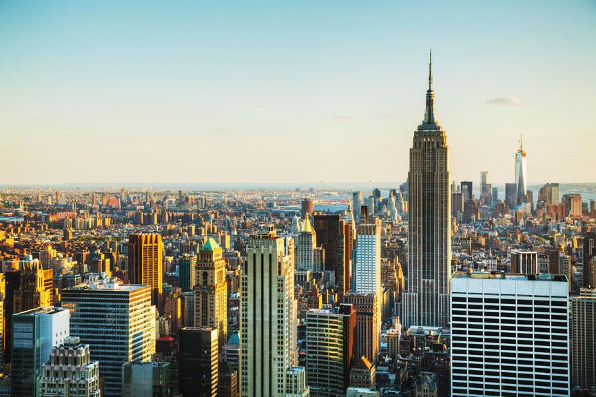3. New York-Newark-Jersey City, NY-NJ-PA