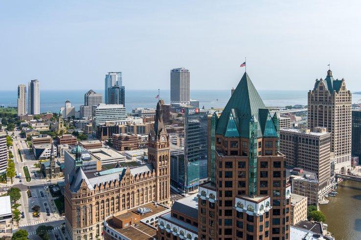5. Milwaukee-Waukesha, WI