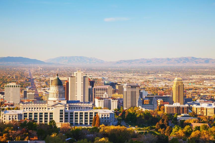 7. Salt Lake City, UT