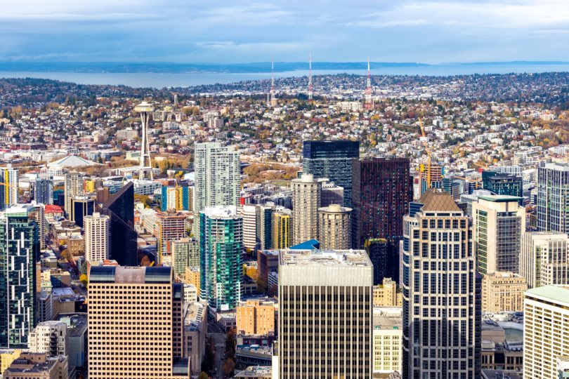 8. Seattle-Tacoma-Bellevue, WA