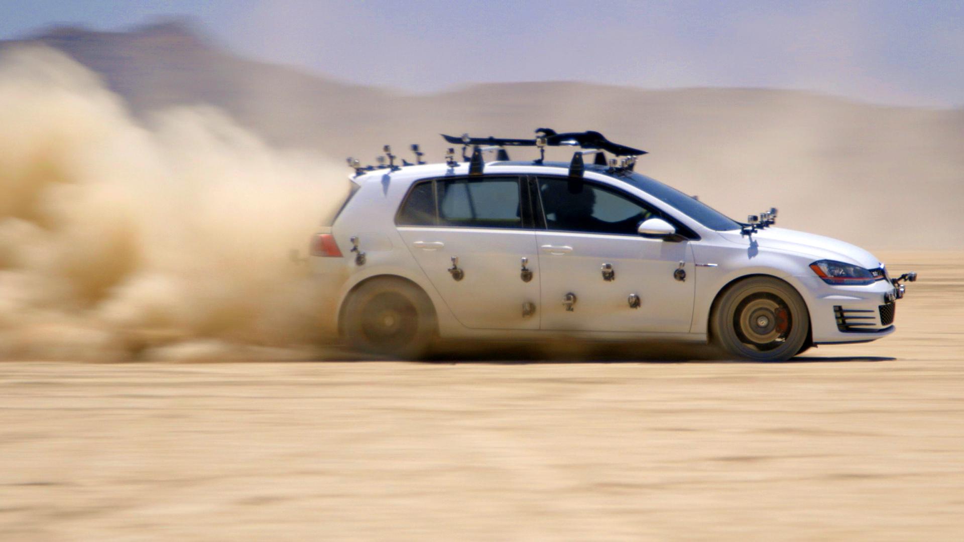 2014 Volkswagen GTI + GoPro