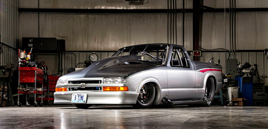 World's Quickest Street Legal Car Breaks Quarter-Mile Record
