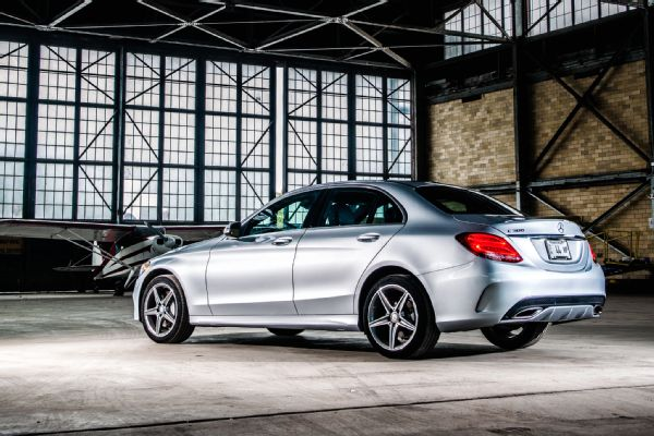 2015-all-star-mercedes-benz-c-class-rear-three-quarter-view