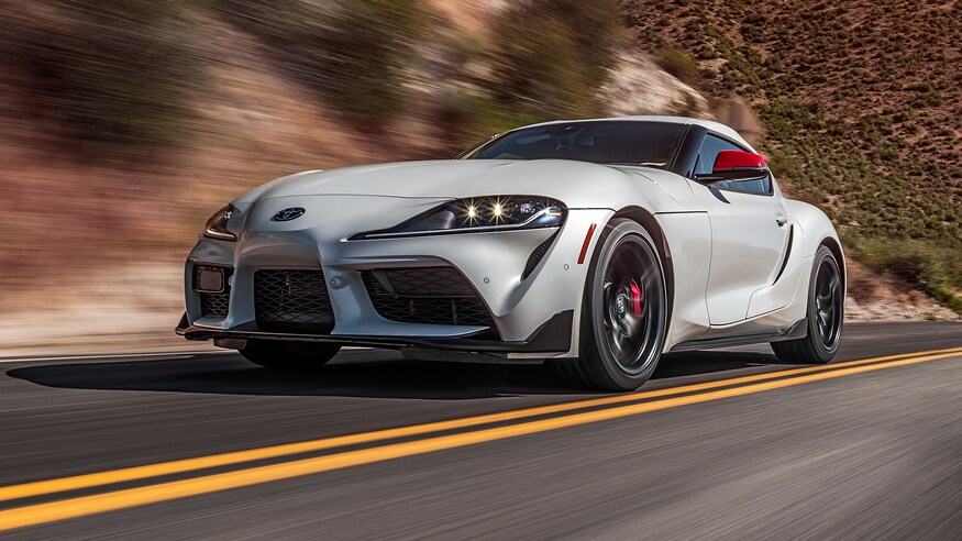 Toyota 2020 GR Supra Launch