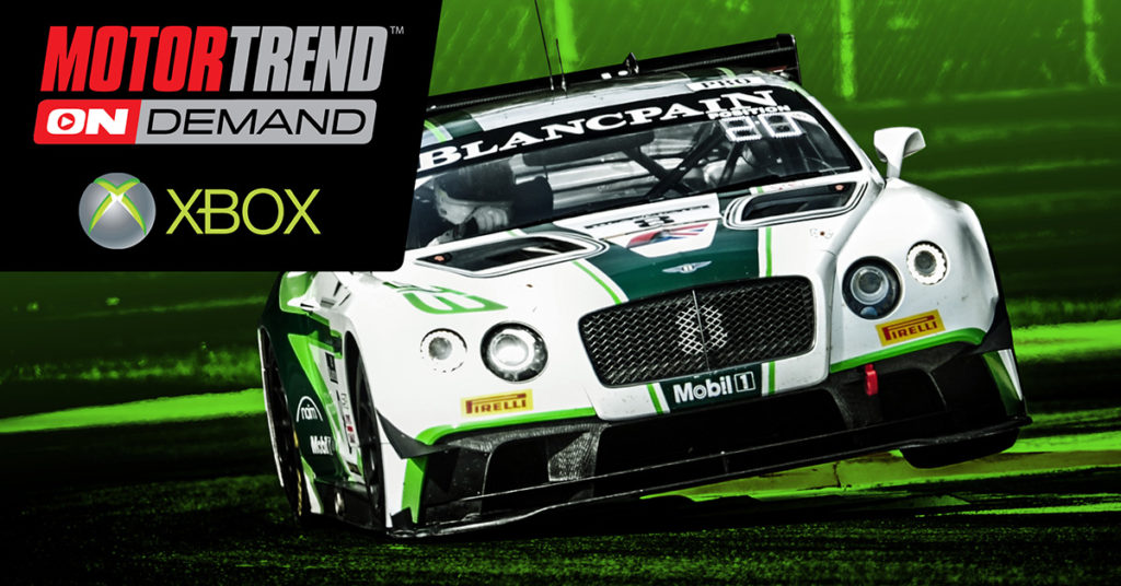 Motor Trend Ondemand Now Available On Xbox One And Xbox