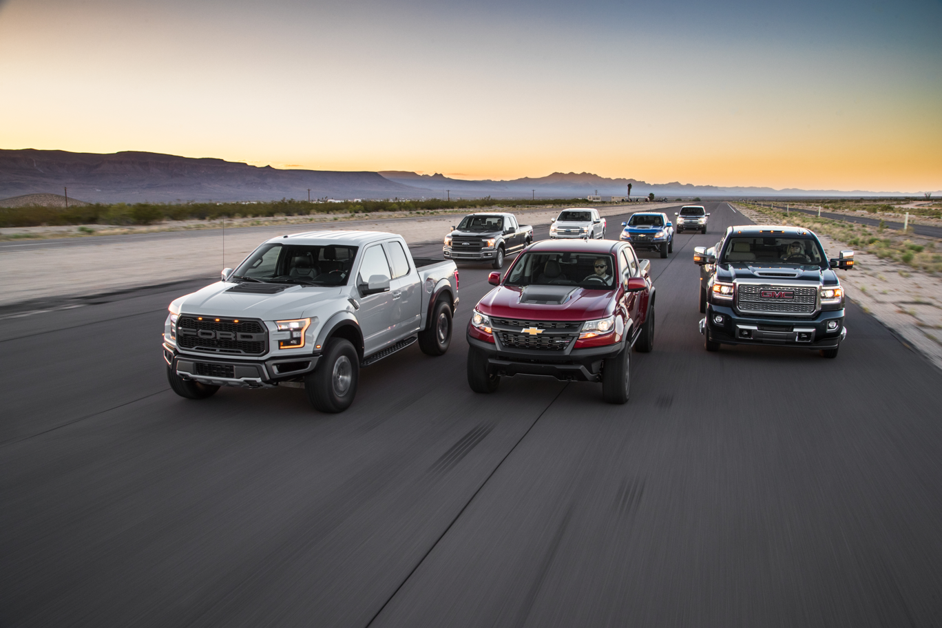 Truck of the Year Finalists