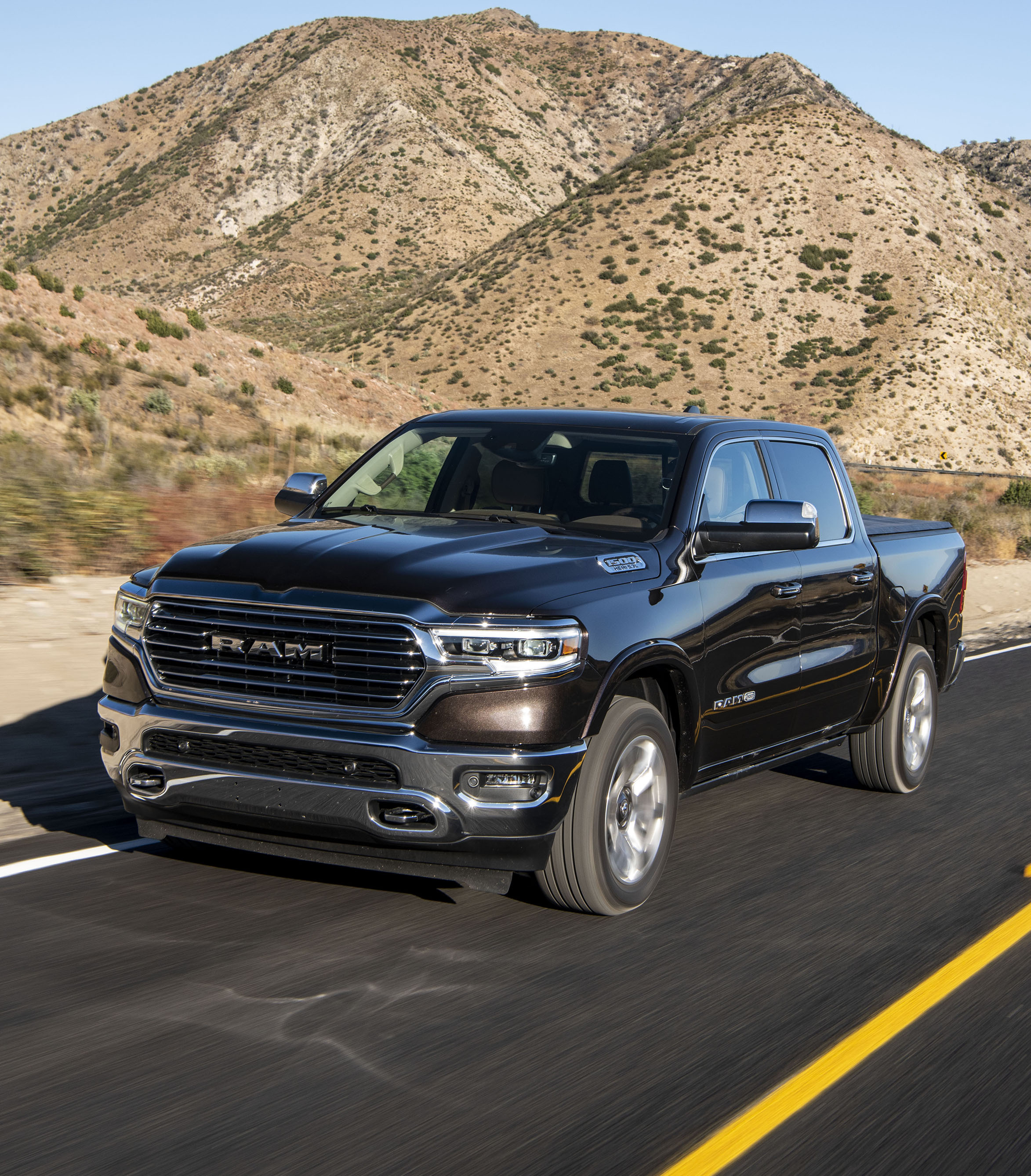 2019 Ram 1500: All-new 2019 Ram 1500 Wins TRUCK TREND's 2019 Pickup Truck