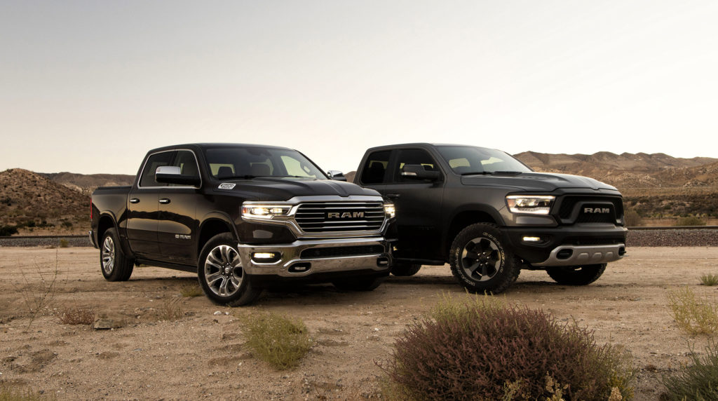 Truck Of The Year >> All New 2019 Ram 1500 Wins Truck Trend S 2019 Pickup Truck