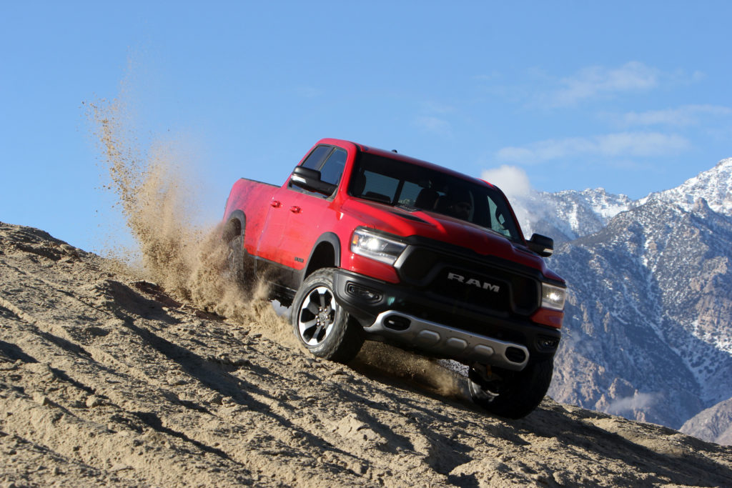 Ram 1500 Rebel Wins Four Wheeler S 2019 Pickup Truck Of The Year