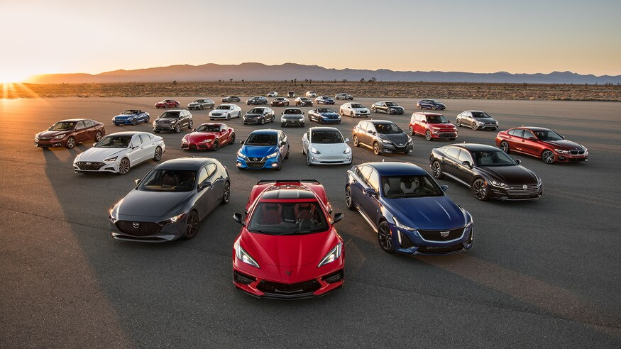2020-MotorTrend-Car-of-the-Year-contenders