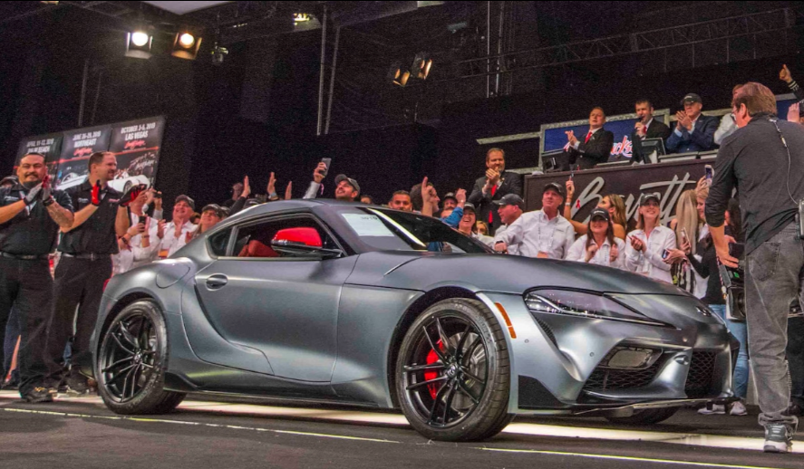 Toyota 2020 GR Supra Launch