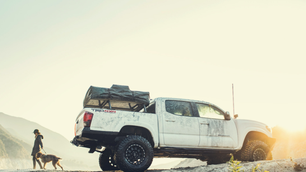 BFGoodrich — What Are You Building For?