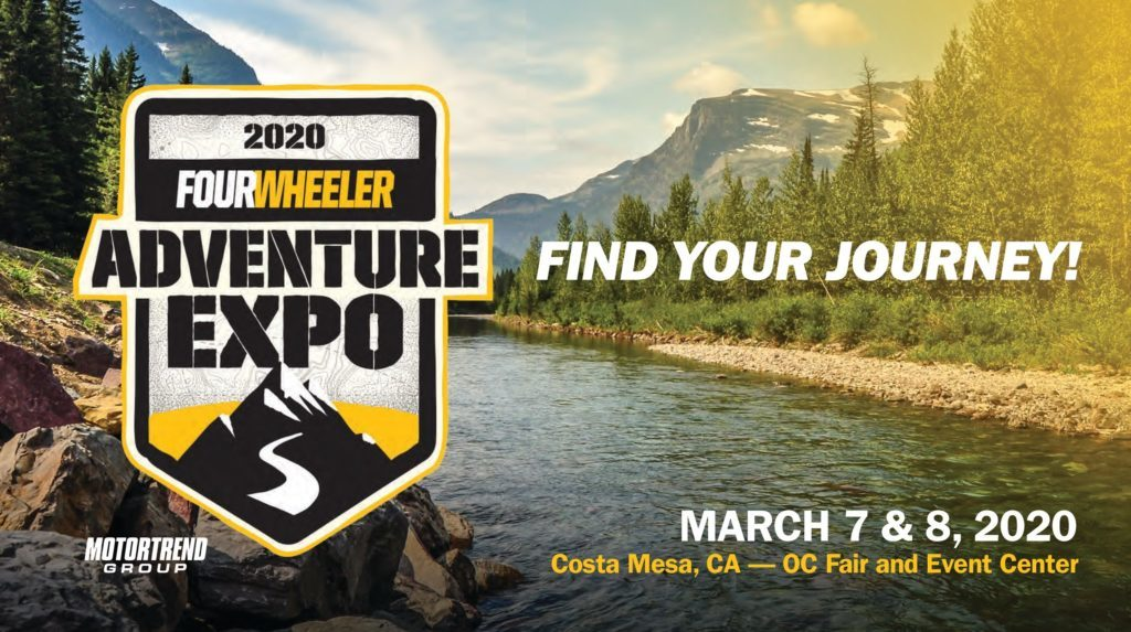 Four wheeler adventure expo