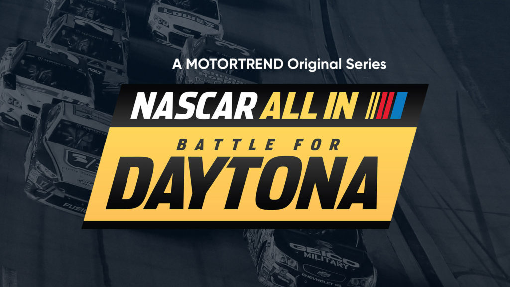 MotorTrend Group, NASCAR Join Forces for All-New Sports Docuseries