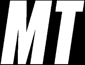 MT logo white