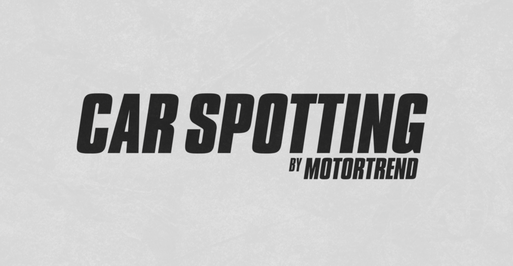 Carspotting By MotorTrend
