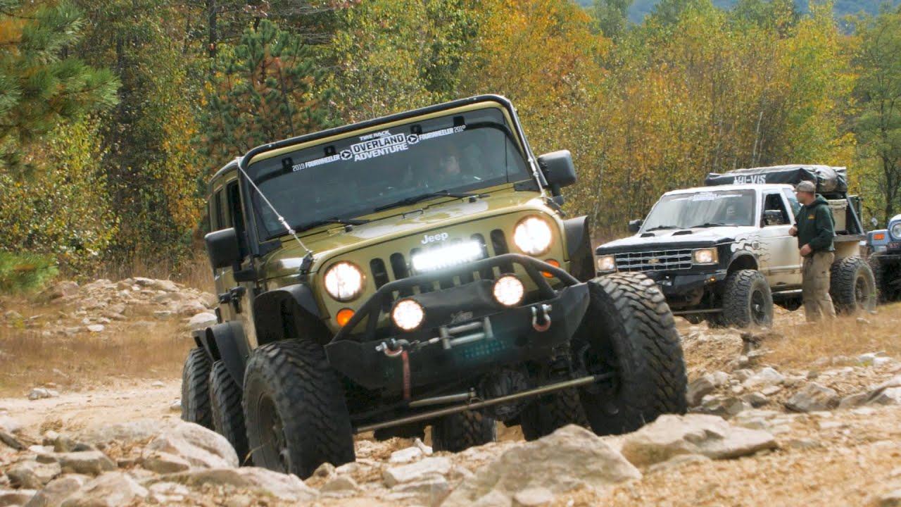 Overland Adventure — TireRack