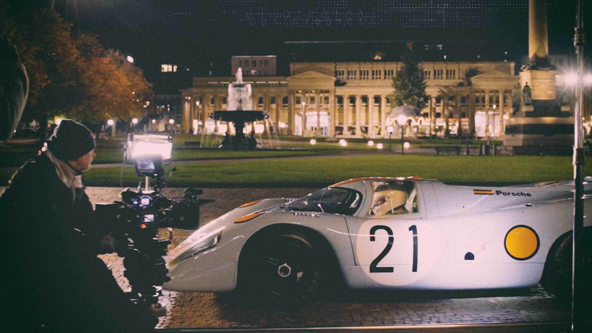 Inside The Heist — Porsche