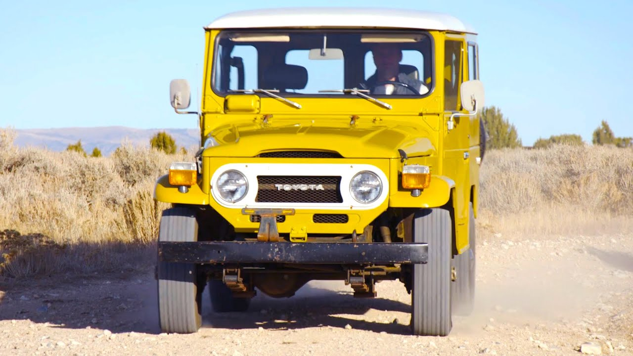 Toyota — Land Cruiser Rally
