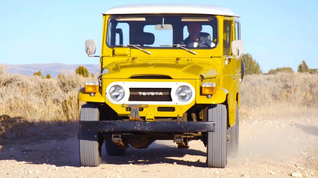 Toyota — Land Cruiser Rally